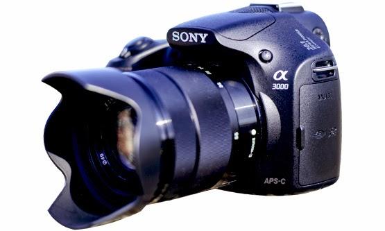 Harga Kamera DSLR Sony A3000 KIT Terbaru dan Spesifikasi