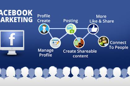 Tips Promosi di Facebook Modal Gratisan