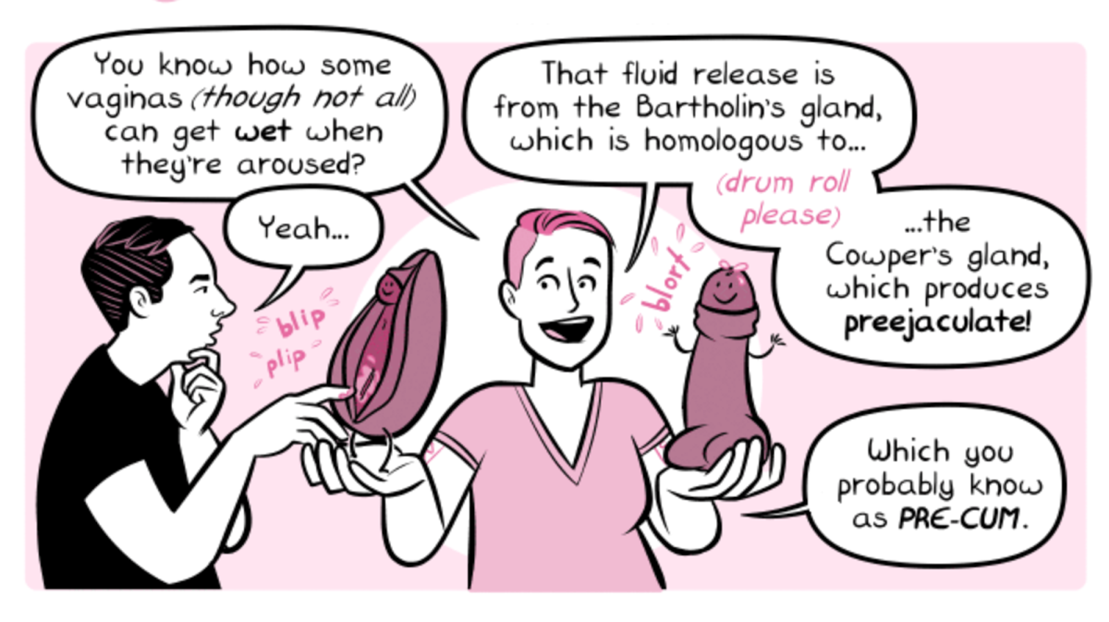 Homologous Sex Organs 107