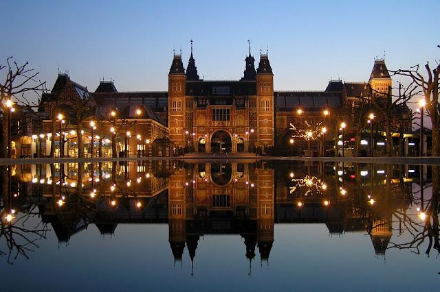 Rijksmuseum em Amsterdã