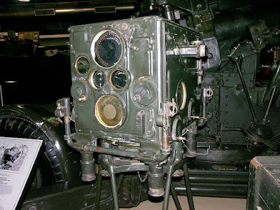 Predictor mechanical analogue computer used by 59th Regiment HAA