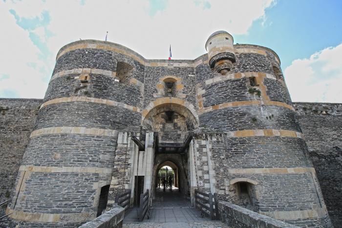 Schloss von Angers