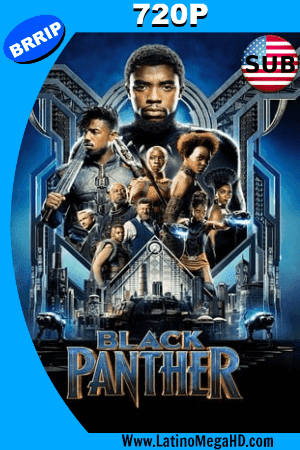 Black Panther (2018) Subtitulado HD 720P ()