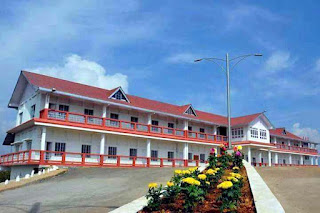 Mirik college new building constructed by GTA