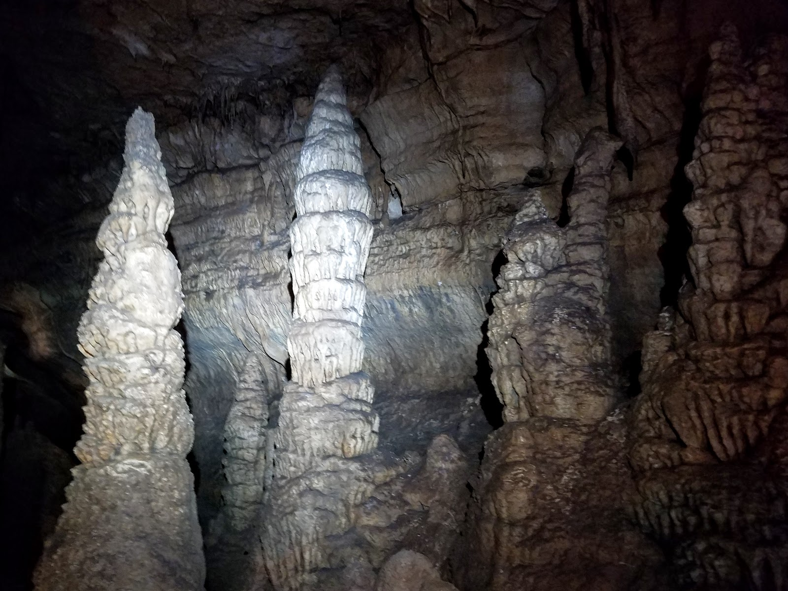 Blue Spring Cave
