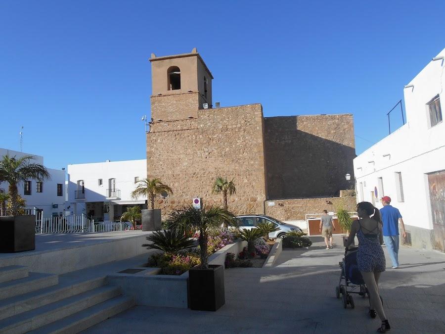 Iglesia Fortaleza de Santa María