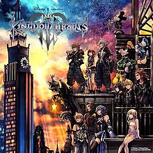 Kingdom Hearts III Apk