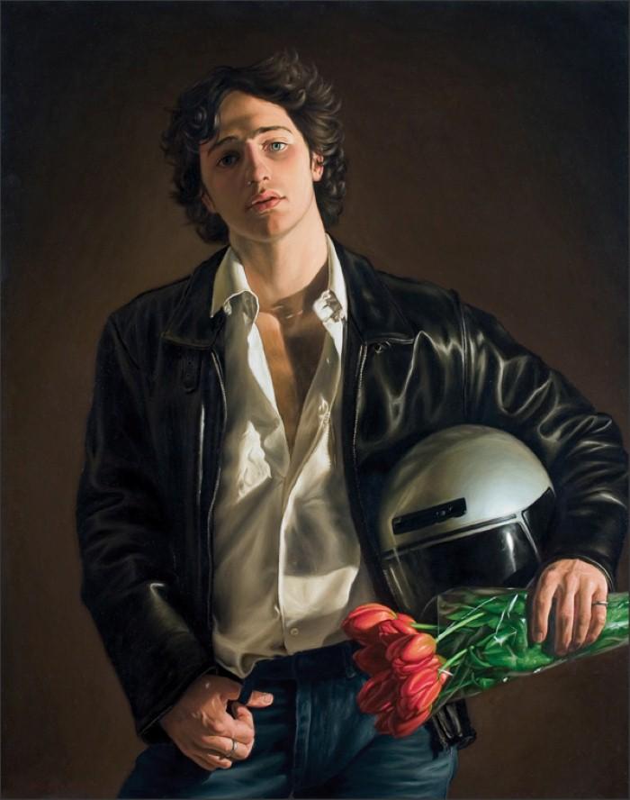 Современные художники Италии. Rocco Normanno 9