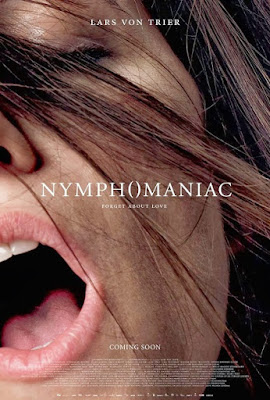 Nymphomaniac Movie Cover