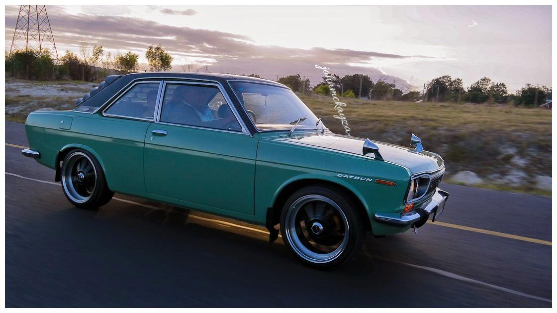 1800 Datsun 510 Sss Gl Coupe
