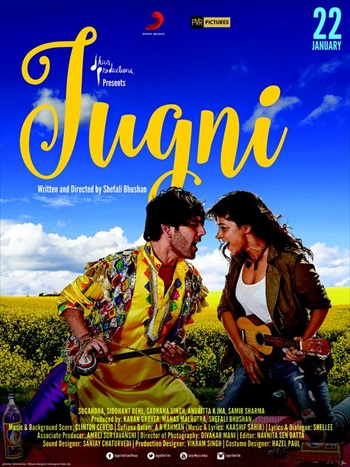 Jugni 2016 Hindi 480p HDRip 300mb