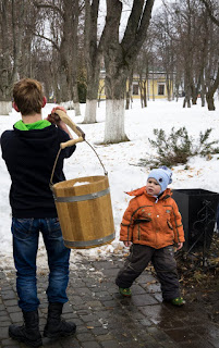 ліцей Імпульс приймає участь у козацьких забавах