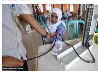 41 Calon Haji Tapin Batal Berangkat, Penyebabnya?