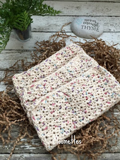 Handmade Dish Cloths for Kitchen