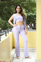 Tanya Hope in Crop top and Trousers Beautiful Pics at her Interview 13 7 2017 ~  Exclusive Celebrities Galleries 117.JPG