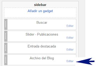 Plantillas para Blogger – Línea Amazing