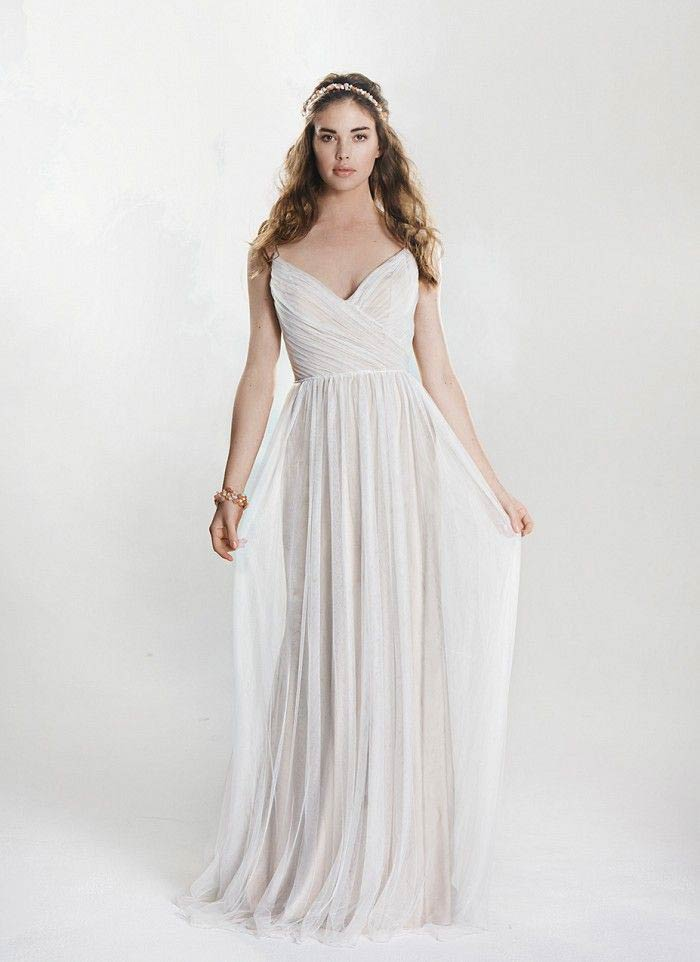 Gearing Up Grecian Theme Bridal Style Wedding Bridal