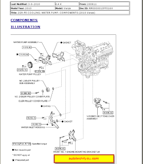 TOYOTA Venza Service Manual