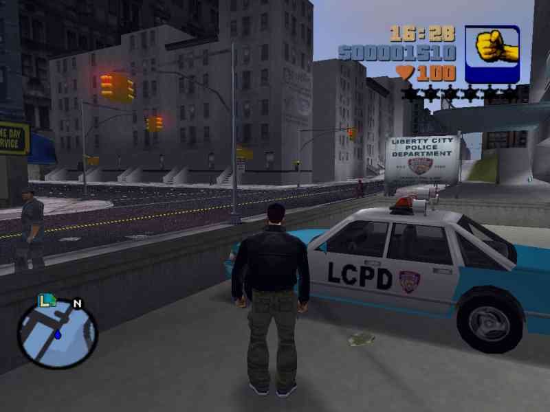 Gta 3 Game Download Free For PC Full Version - downloadpcgames88.com
