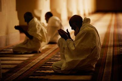 Antara Doa Dan Musibah.