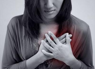 Penyebab Serangan Jantung Yang Jarang Disadari