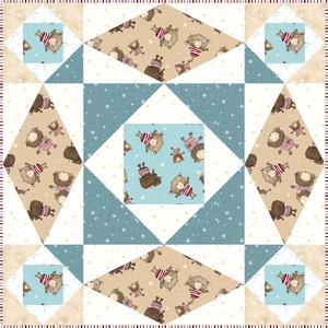 Quilt Inspiration: Free pattern day: Baby quilts ! (part 1) : quilting treasures patterns - Adamdwight.com