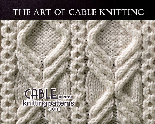 The Art of CABLE KNITTING -free pattern 59