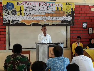 DPC SEPMI Sukabumi Gelar Basic Training