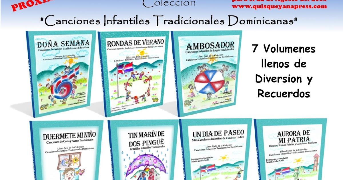 Canciones Infantiles Tradicionales Dominicanas Los Libros