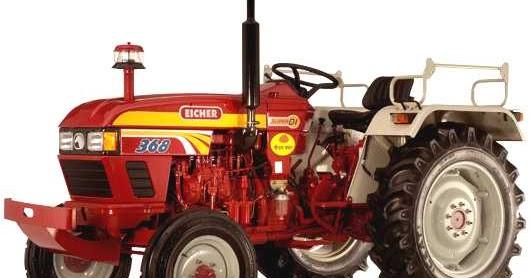 Tractorate Eicher 368 Super Di