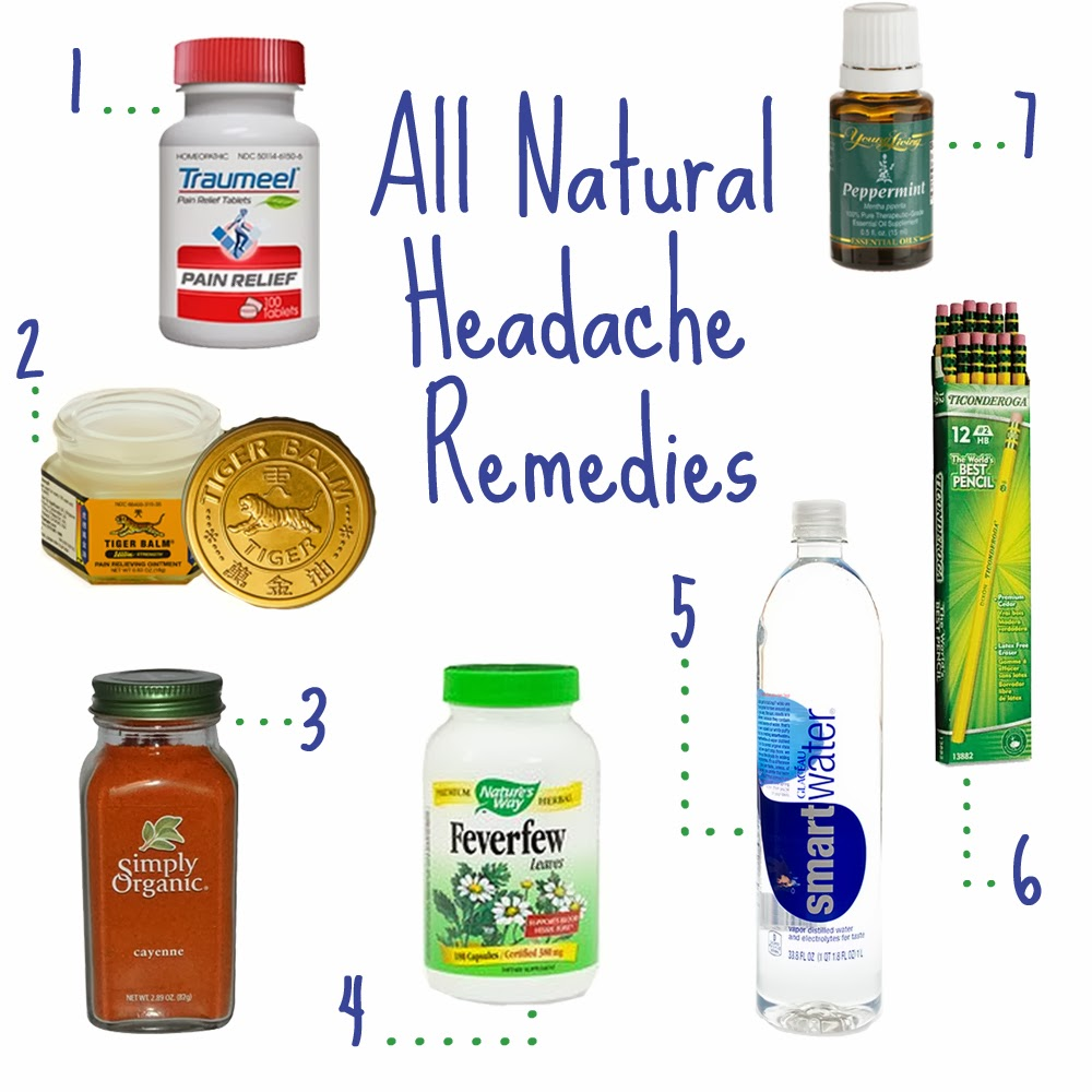 headache natural remedies remedy headaches relief help migraine holistic instant herbal cures healing