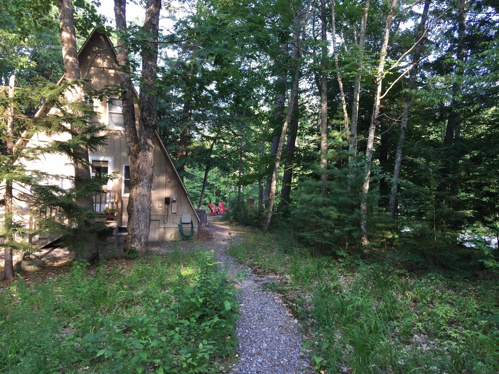 Chalet à louer pas cher au New Hampshire:  pour de vraies vacances