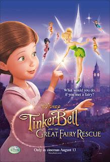 TINKER BELL AND THE GREAT FAIRY RESCUE ทิงเกอร์เบลล์ ผจญภัยแดนมนุษย์