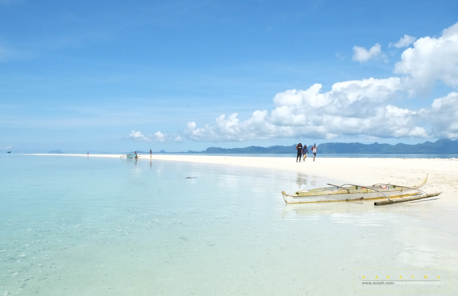 Panampangan Island in Tawi-Tawi