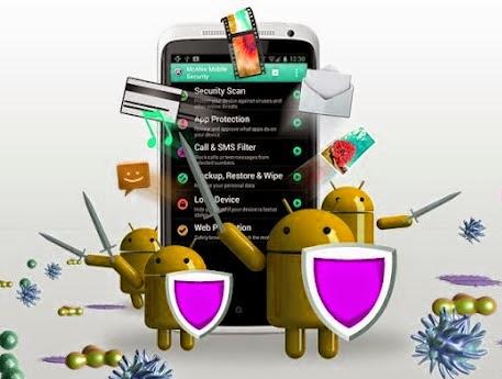 Antivirus mobile