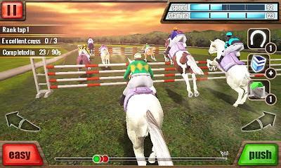 لعبة Horse Racing 3D v1.0.5 مهكرة