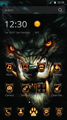 download tema anime android tanpa launcher