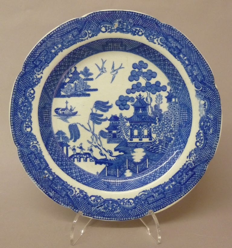 Secret Lives Of Objects Willow Pattern Take Two