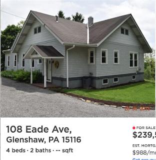 108 Eade Avenue Glenshaw PA Sears Lorne