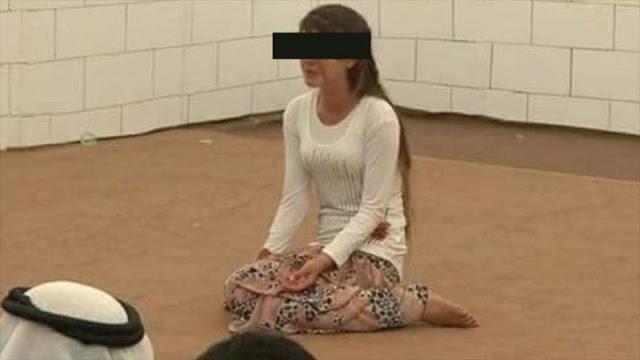 """Daesh vende mujeres como """"esclavas"""" en subastas en Arabia Saudí"""