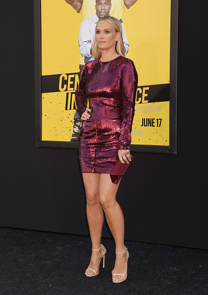 Molly Simms at Movie Premier June 2016