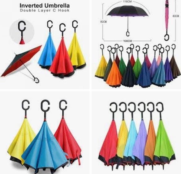 Musim Hujan Sudah Tiba, Pastikan Payung Selalu Ada di dalam Tas Anda