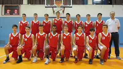 Libertas Cernusco U15 Ecc - 2016-17