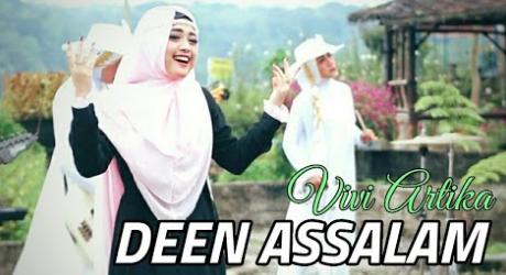 Download Lagu Vivi Artika - Deen Assalam Mp3 (3,56MB),Vivi Artika, New Kendedes, Dangdut Koplo, Lagu Religi, 2018