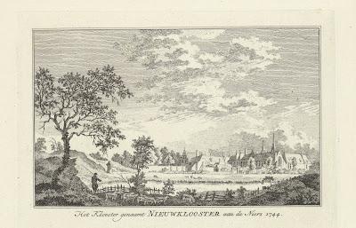 Klooster Gravendaal of Nieuwklooster (Rijksmuseum)