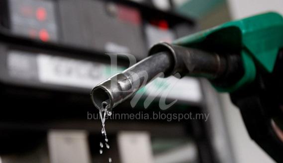 Terkini!! Harga Minyak Petrol Bermula 1 Disember 2016