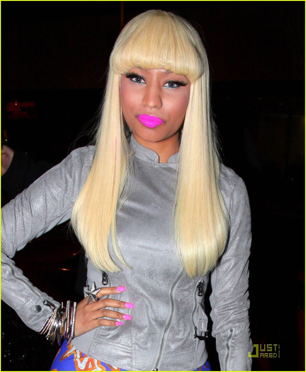 A New Life Hartz Curly Wedding Hairstyle: A New Life Hartz: Nicki Minaj Super Bass Hairstyles Pictures