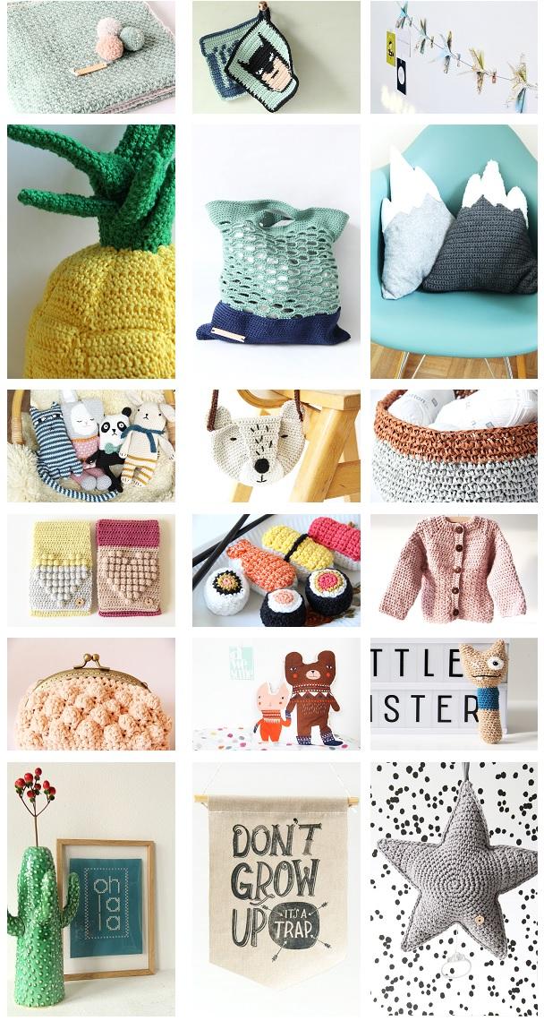 Studio Mojo, crochet, Gemaakt/ DIY, Gehaakt/ crochet, haken,