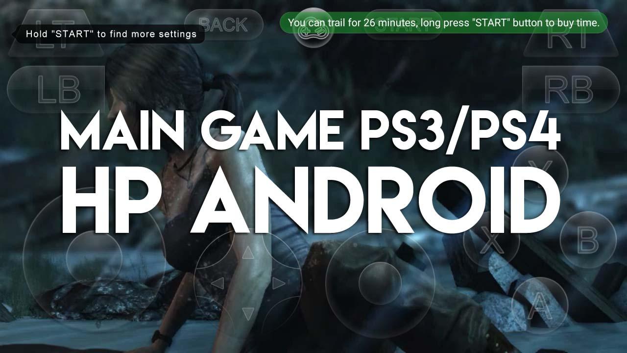 emulator game ps3 untuk android