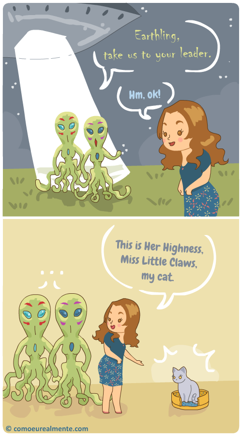 What would really happen if aliens found me on Earth